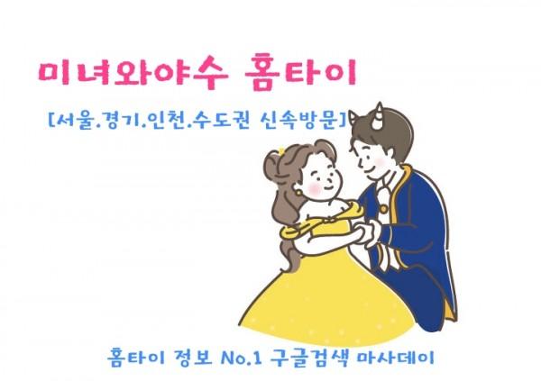 인천홈타이_미녀와야수